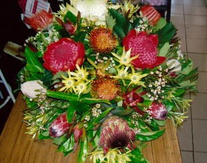 Mixed Flower Arrangement Dubbo