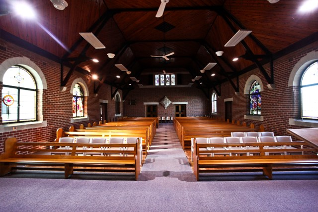 St Andrews Chapel – W Larcombe & Son | Dubbo Funerals
