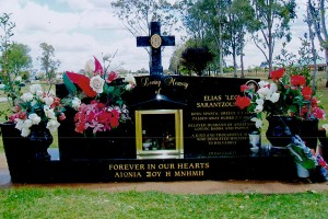 Large Headstone Dubbo