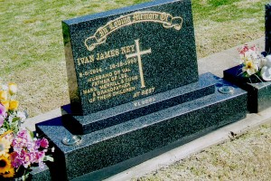Twin Headstone Dubbo
